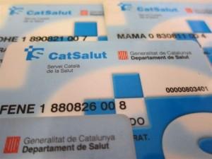 Para obtener  la tarjeta sanitaria debes estar empadronado en el lugar donde vives