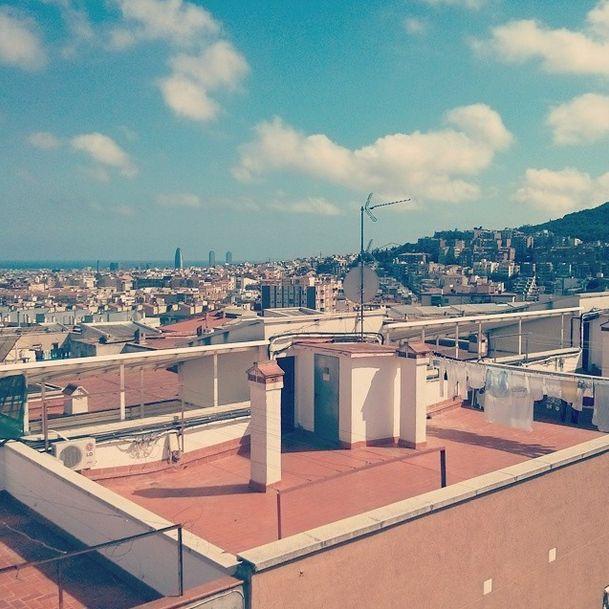 Azoteas de Barcelona