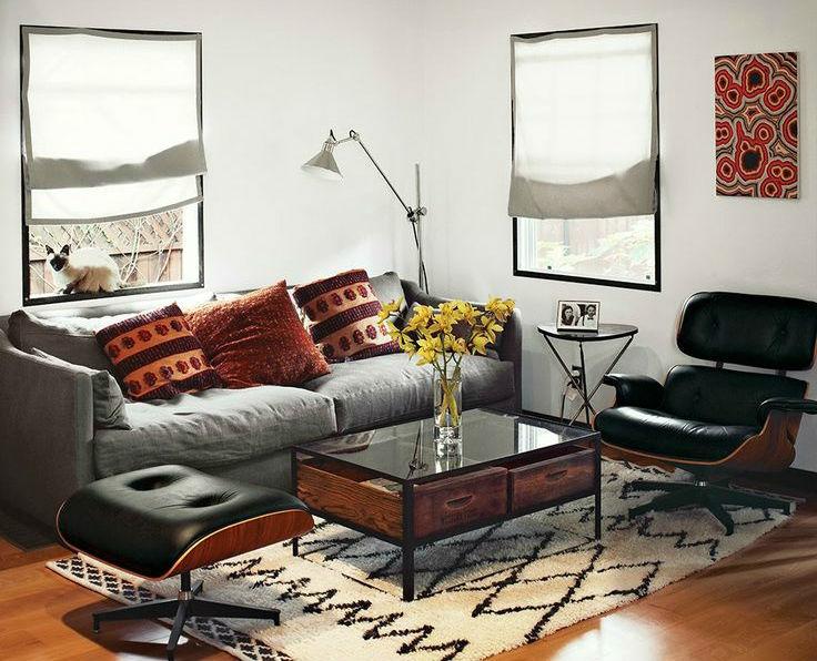 10 cosas que deben tener los pisos de soltero - Lounge stijl ...