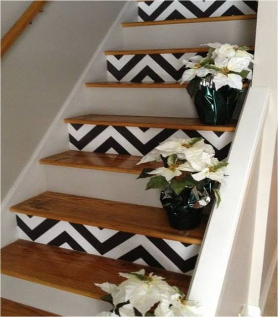 8 ideas para decorar una escalera - Como decorar una escalera interior ...
