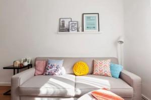 El inventario de muebles de un piso de alquiler variará en detalles según a la estancia que pertenezcan