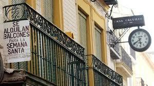 Balcones en alquiler