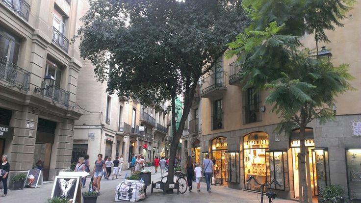 Casco histórico de Barcelona