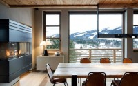 Apartamento en la montaña