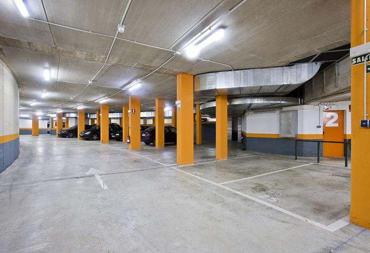 Garaje comunitario