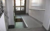 Rampa interior portal