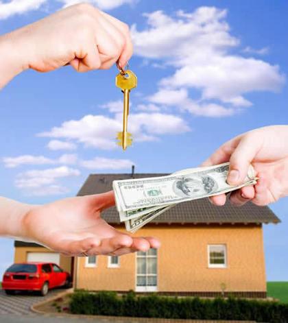 Es pot vendre un habitatge que és aval?