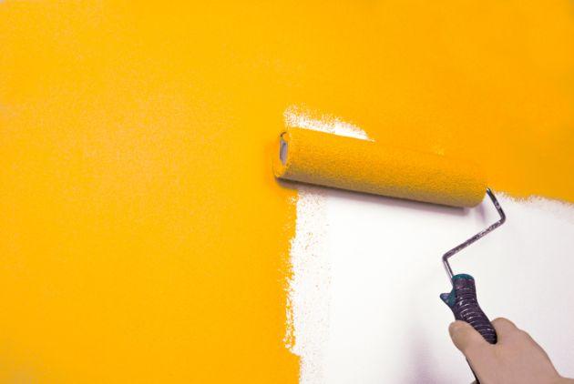Pintar parets