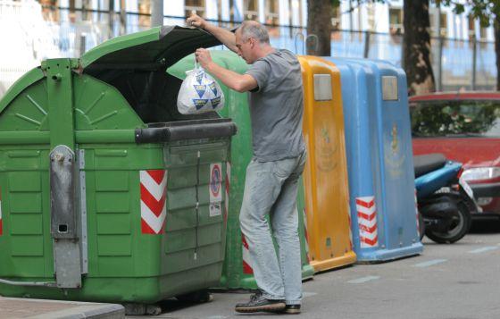 Tasa recogida de residuos barcelona