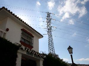 Efectos de los cables de alta tensión