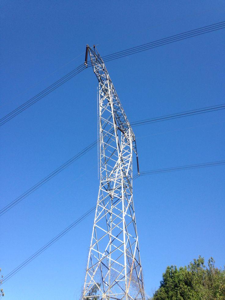 Torre d'alta tensió