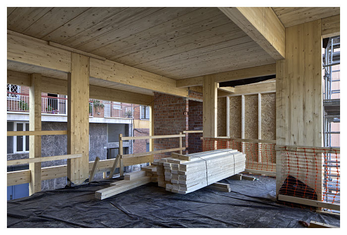 cree que es el futuro de la construccin y la red de de madera finlandesa en espaa a la que pertenece est viendo cmo cada vez hay ms