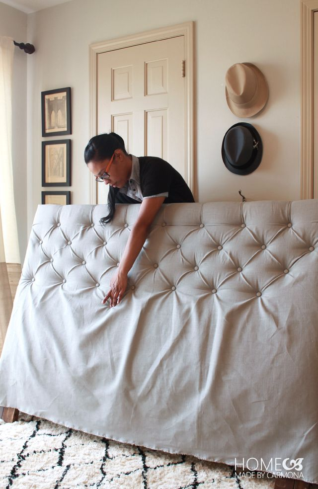 Decorar Cabezales De Cama Apicat - Ideas-para-hacer-un-cabecero-de-cama