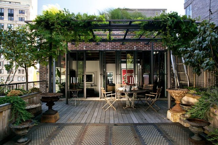 Ático con terraza