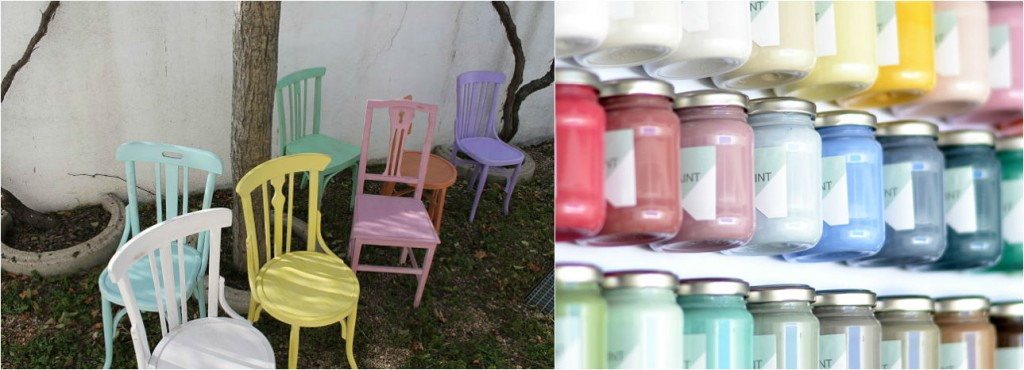 colors chalk paint