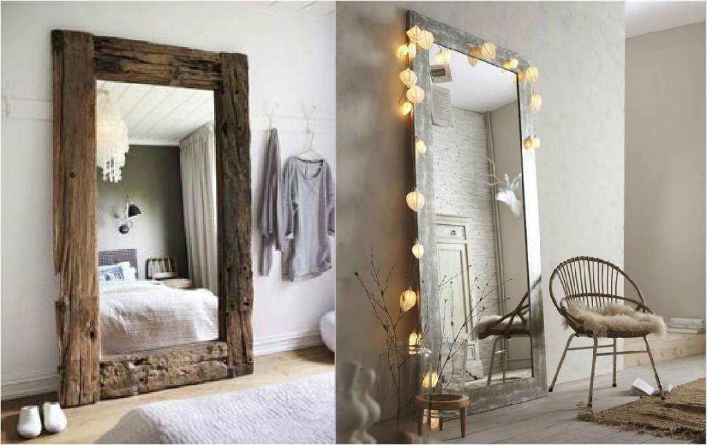espejos para vestir el comedor