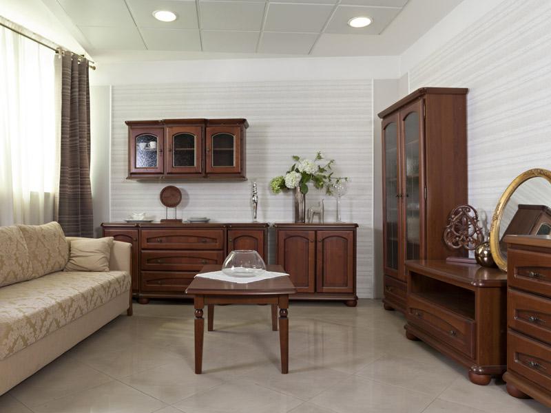 Salón estilo clásico