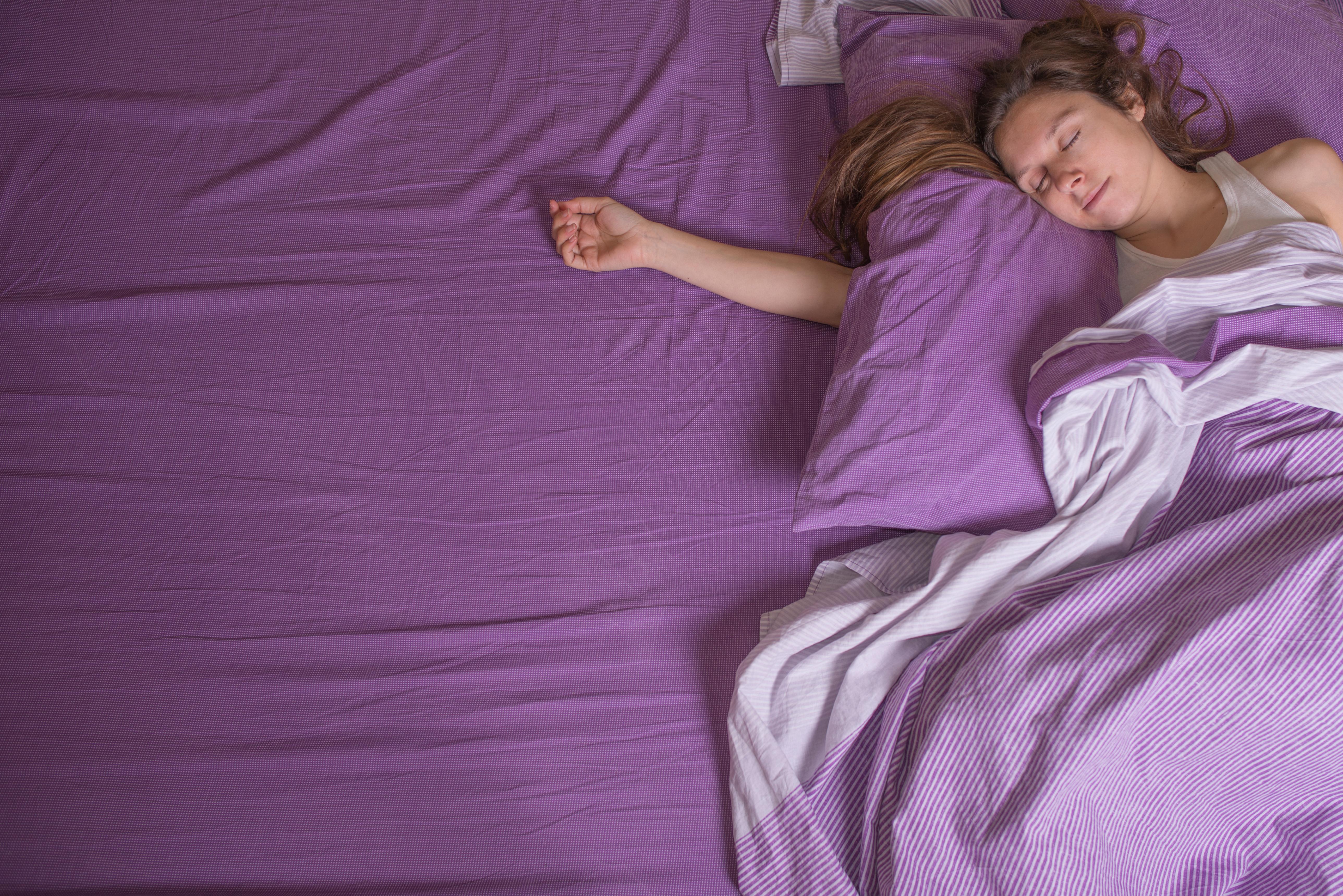 Preparar el dormitorio para dormir