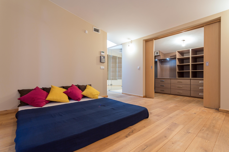 Transformar un dormitorio en un salón