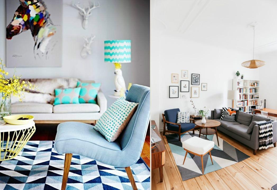 Decoraci n alfombras decoraci n con alfombras - Decoracion alfombras salon ...