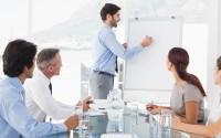 Reunión de profesionales