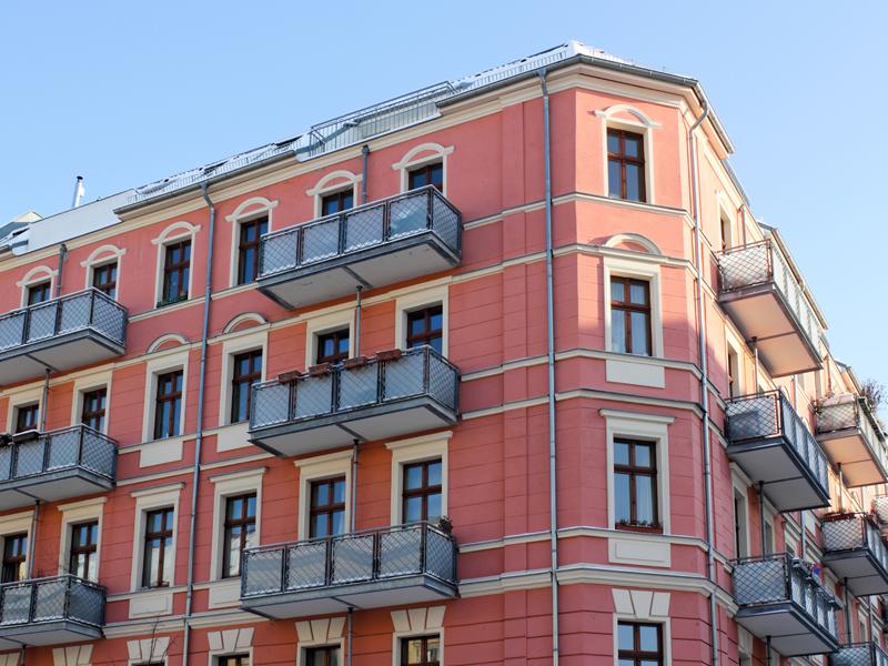 Stock de viviendas vacías