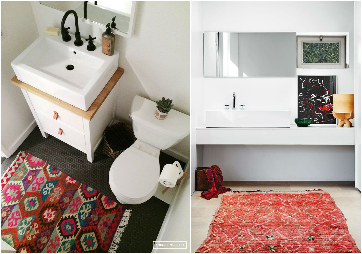 trucos para decorar un baño