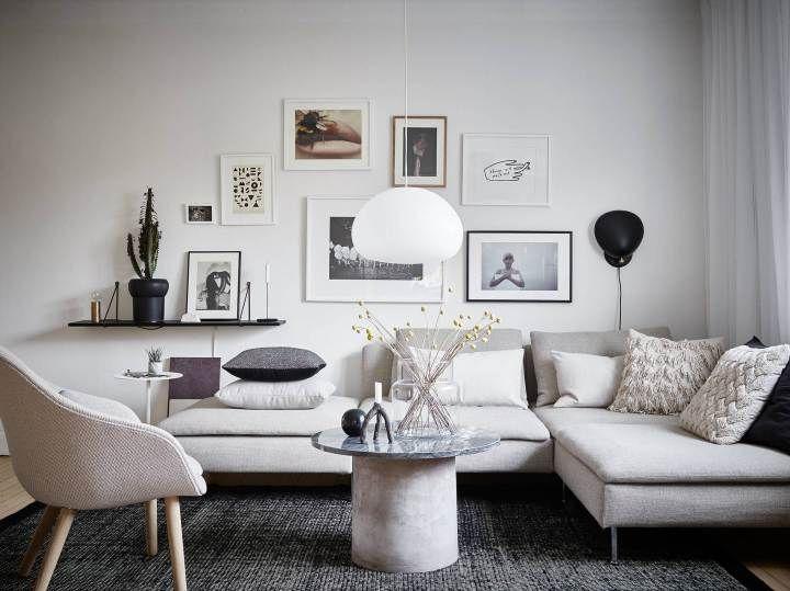 Cmo decorar tu casa en blanco y negro Apicat