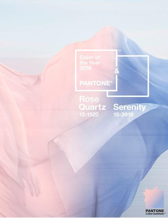 los colores Pantone del 2016