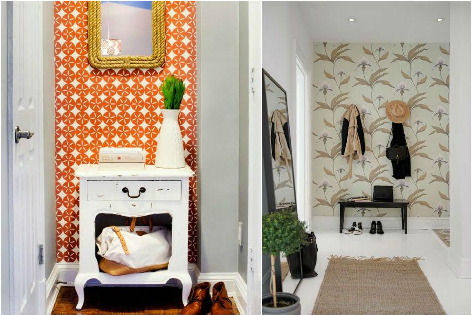 Ideas baratas para decorar tu recibidor