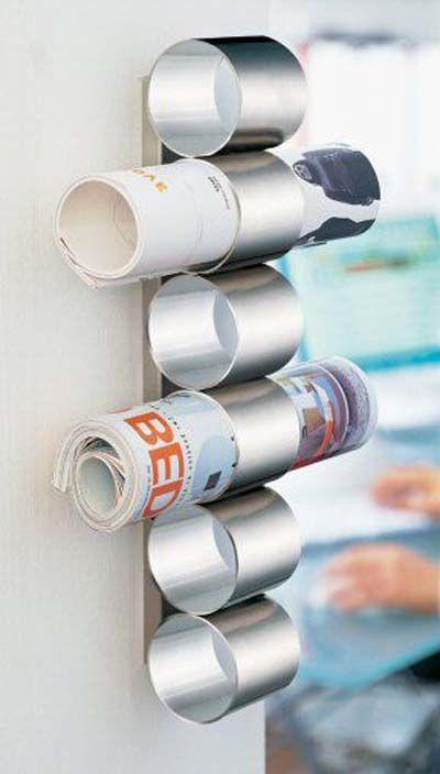 Revister amb llaunes