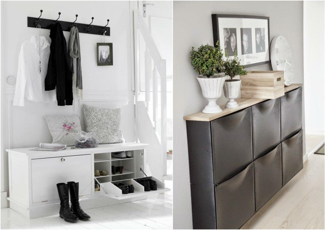 ideas baratas para decorar tu recibidor - Ideas Recibidor