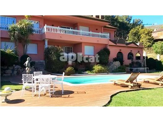 Casa con vistas Castelldefels