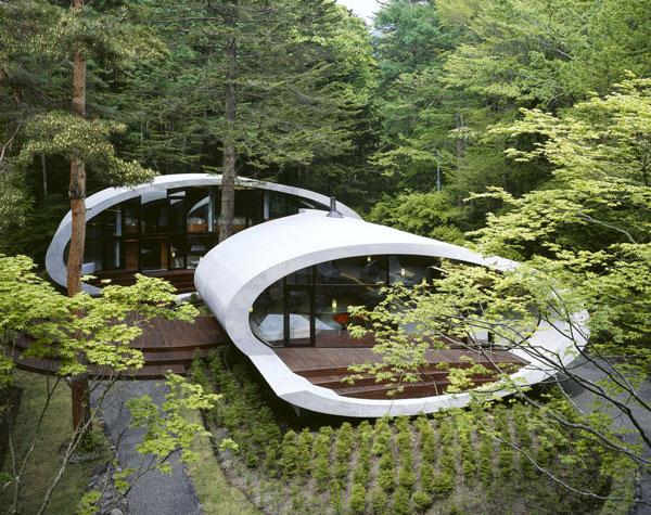 casas de ciencia ficción