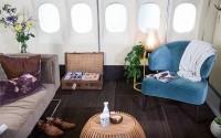 Viviendas de lujo en aviones