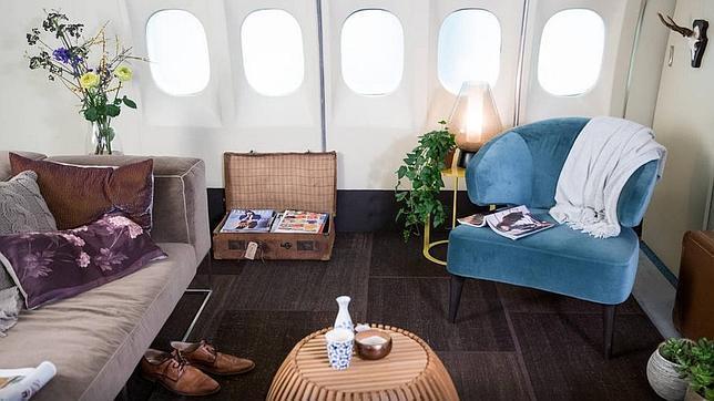 Habitatges de luxe en avions