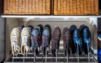 Cómo organizar los zapatos