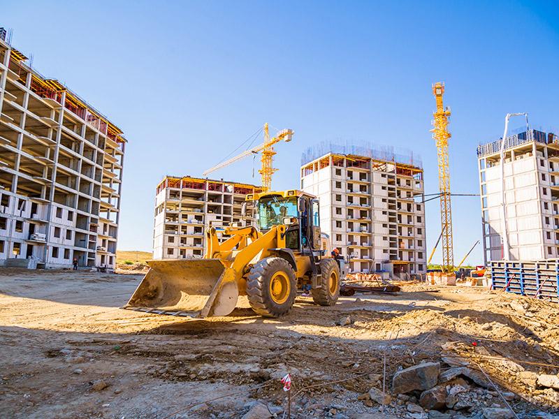 El consumo de cemento crece
