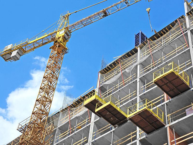 Edificis en construcció