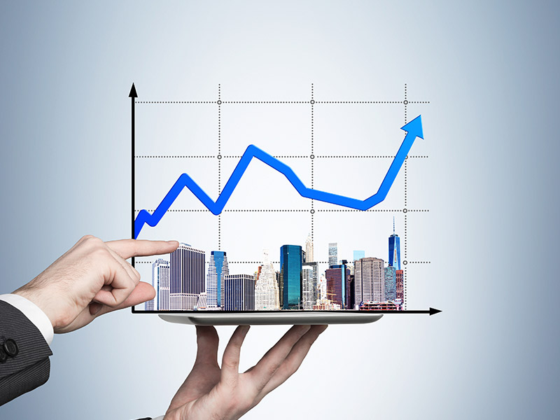 inversión inmobiliaria mundial