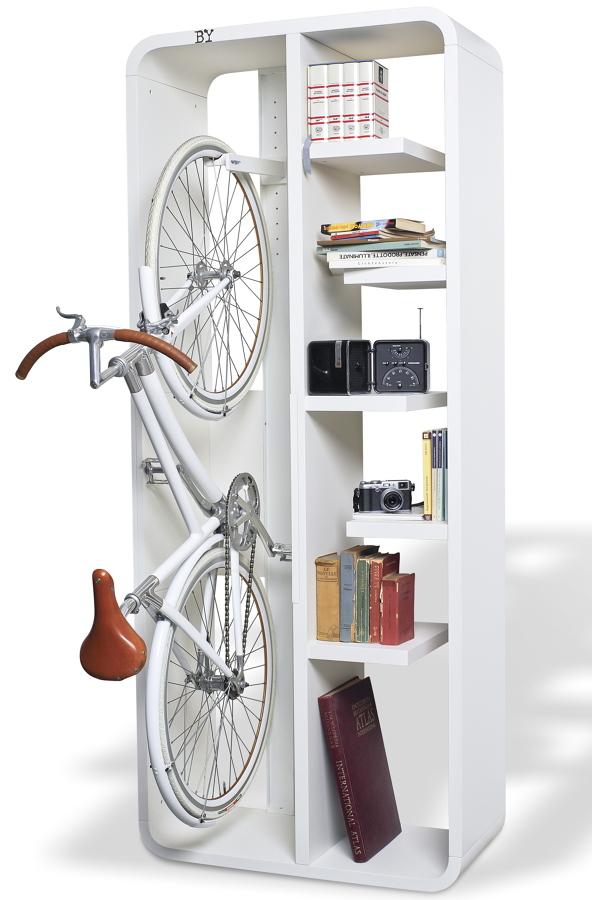 donde guardar la bici