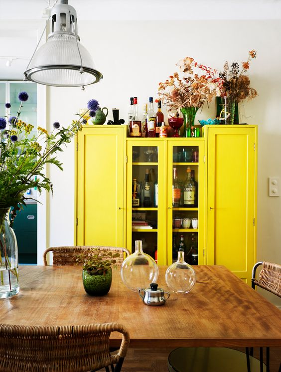mobles de colors