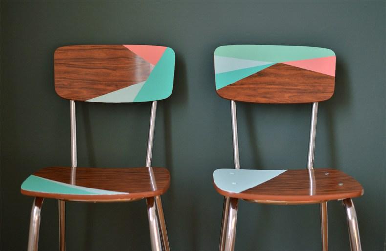 sillas de formica