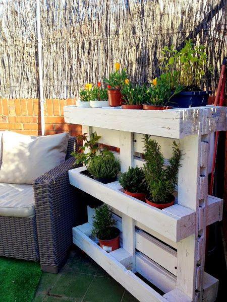 jardin vertical palés