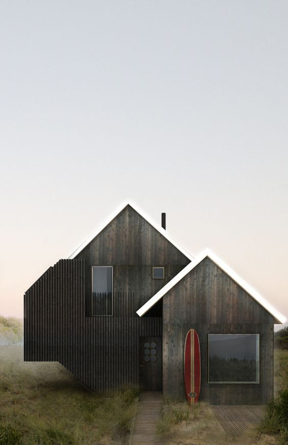 Hoy, más que palabras - T.W. Ryan Architecture – House No.1, Surf House