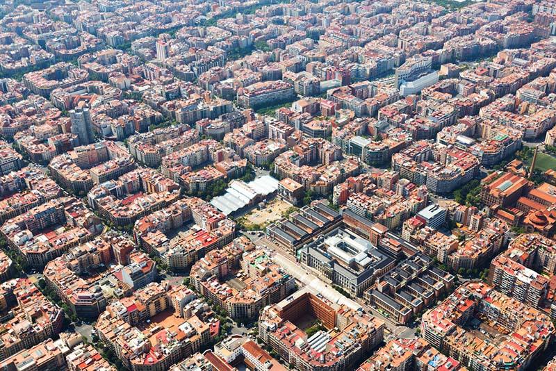 vivir de alquiler en barcelona