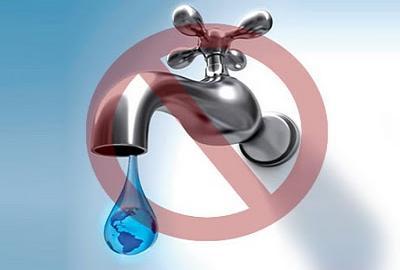 Qué hacer si van cortar el agua en casa