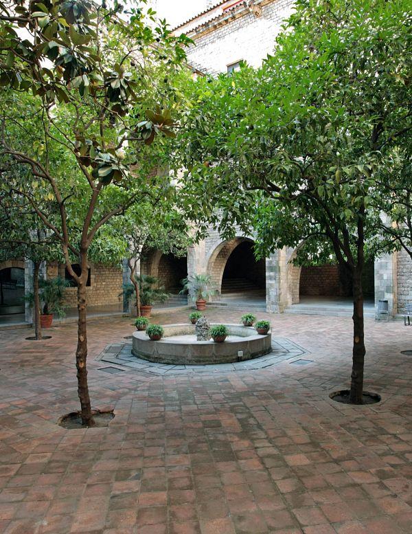 Rincones secretos del barrio Gótico