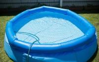 Cómo mantener una piscina portátil