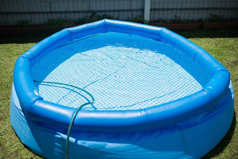 Com cuidar una piscina desmontable